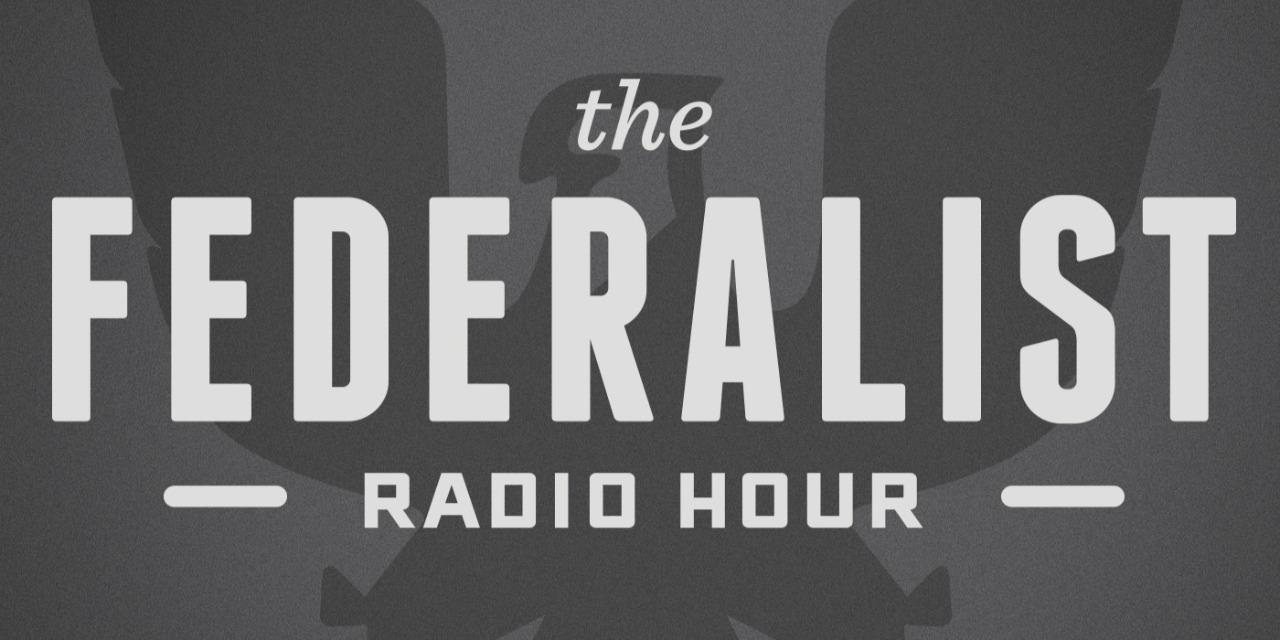 Federalist Radio Hour logo