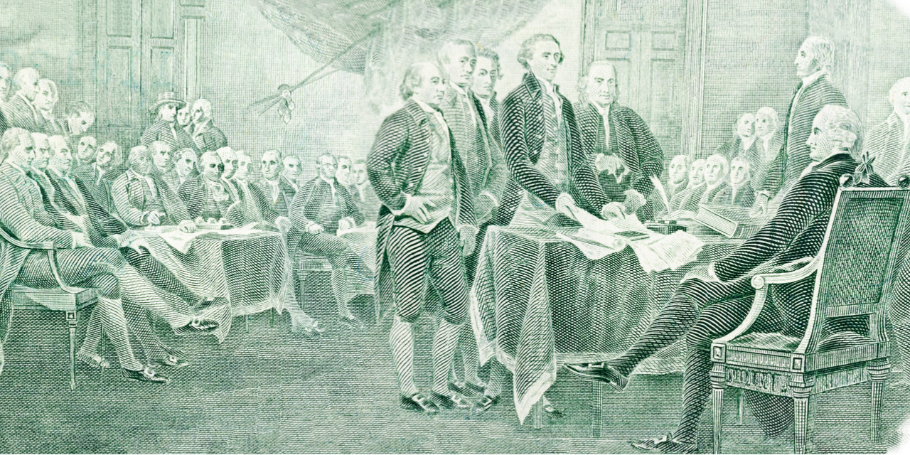 Declaration of Independence - Founders