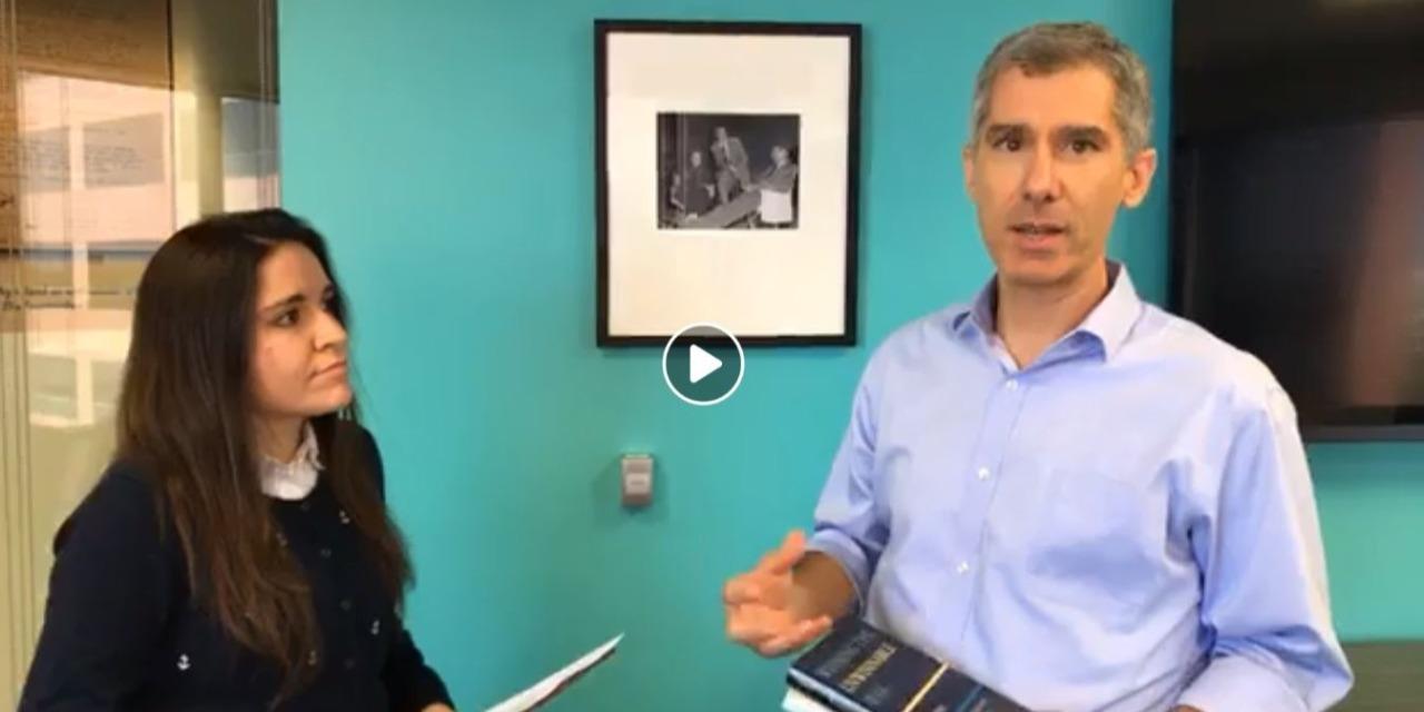 Elan Journo interviewed by Agustin Vergara Cide on 9/11