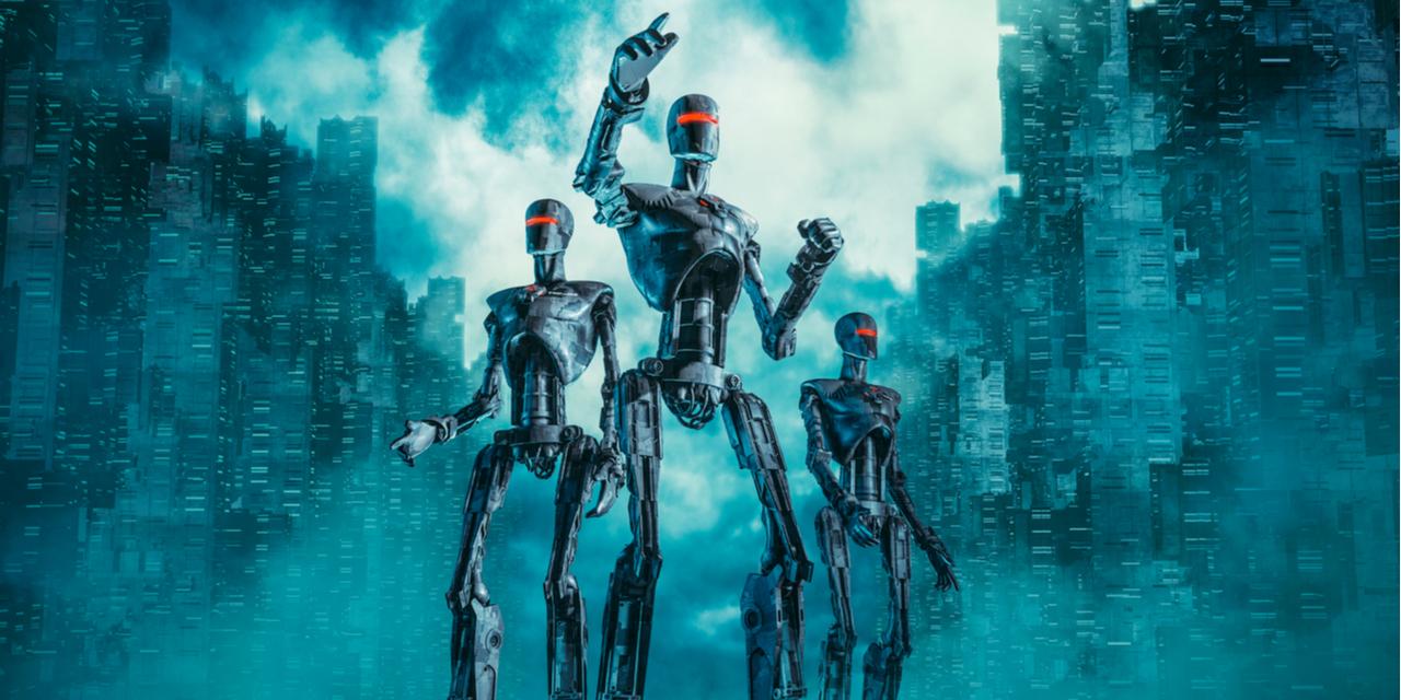 Robot dystopia