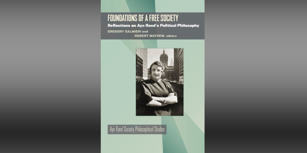 Foundations of a Free Society book cover