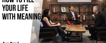 Dave Rubin, Yaron Brook, Gena Gorlin on Rubin Report