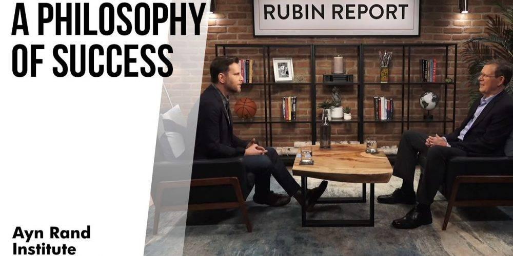 John Allison with Dave Rubin on the Rubin Report