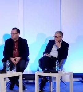 Onkar Ghate, Gregory Salmieri, Flemming Rose on free speech panel in Prague AynRandCon