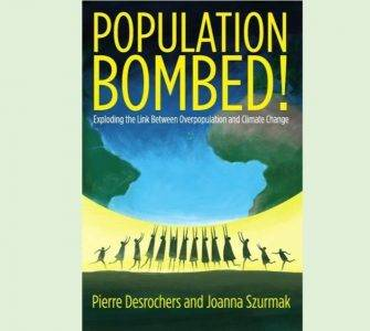 Population Bombed! book cover