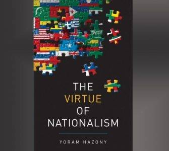 Yoram Hazony Virtue of Nationalism cover