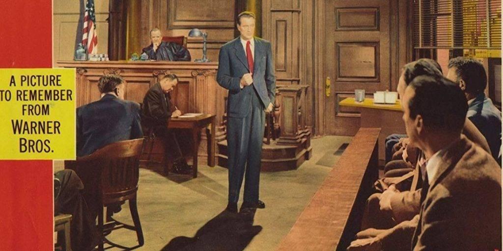 The Fountainhead Howard Roark courtroom scene