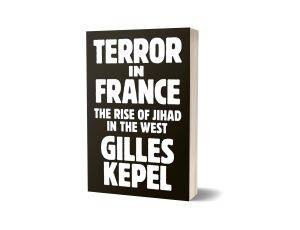 Terror in France 3D book cover