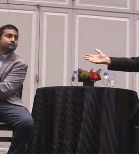 Yaron Brook and Bhaskar Sunkara debate socialism