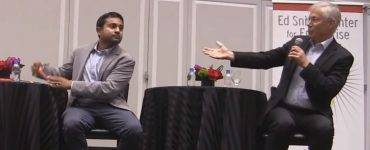 Yaron Brook and Bhaskar Sunkara debate socialism