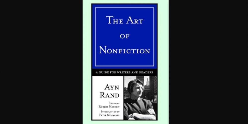 Ayn Rand The Art of Nonfiction cover