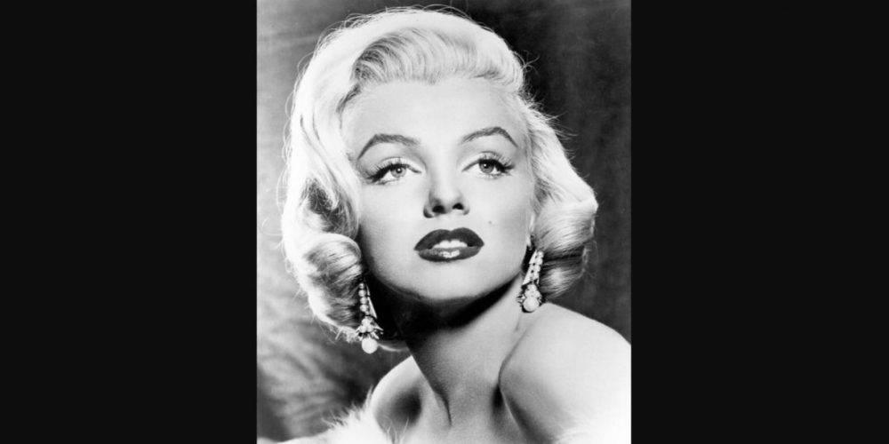Marilyn Monroe 1953 publicity still