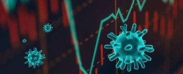 Virus and stock market crash