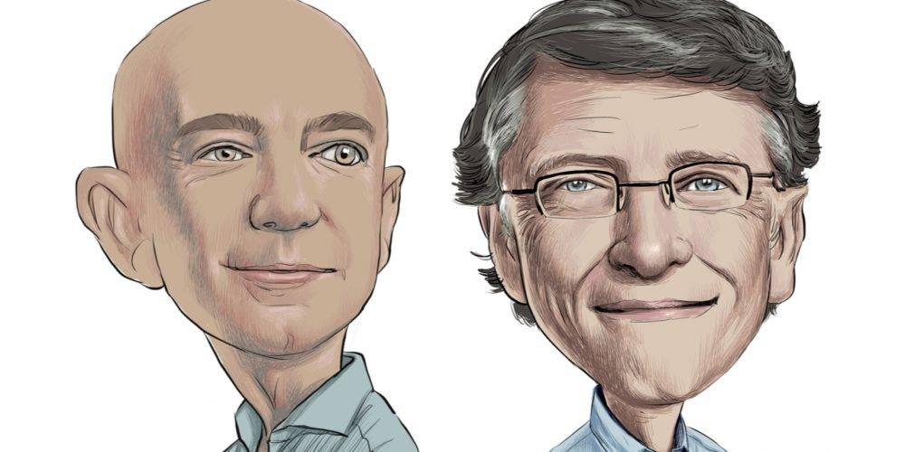 Bezos Gates