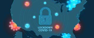 US map covid lockdowns