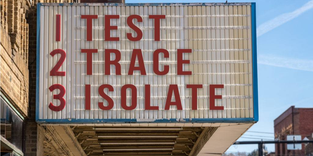 Marquee test trace isolate