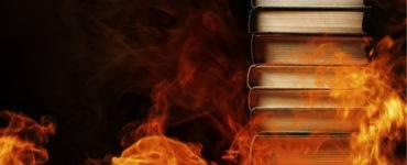 Burning books - assault on expertise