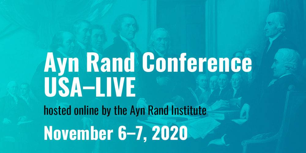 AynRandCon-USA 2020