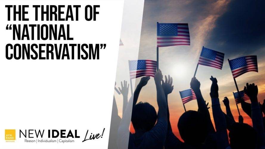 Podcast national conservatism