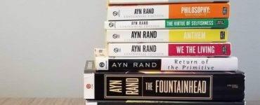 Ayn Rand books