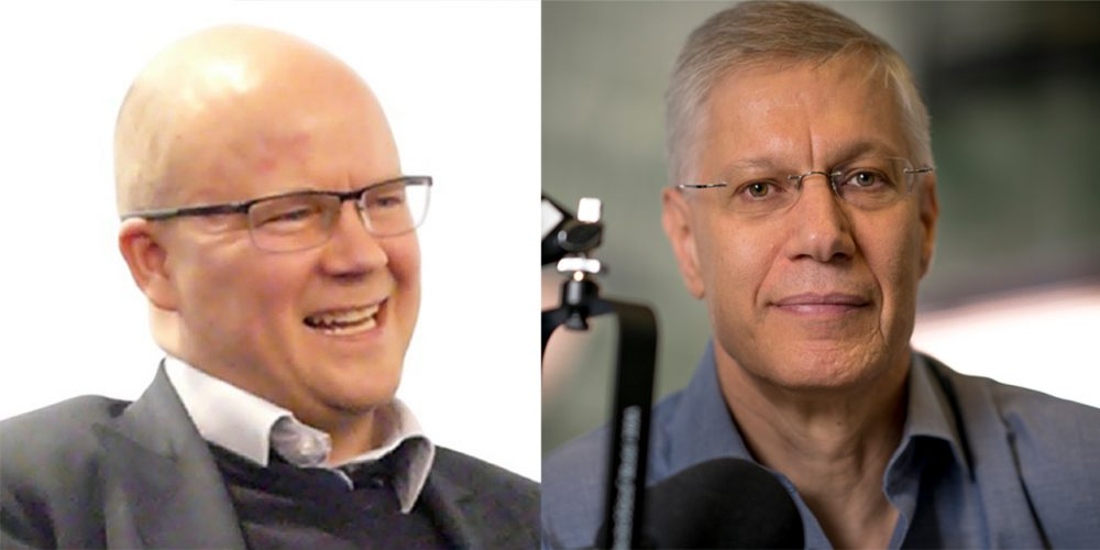 Yaron Brook Toby Young