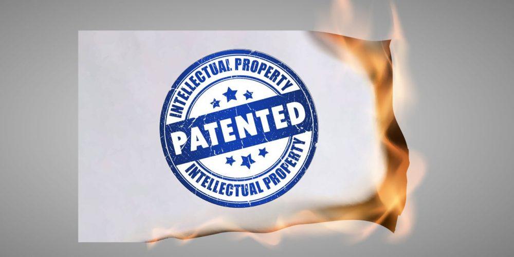 Vaccine patent violation