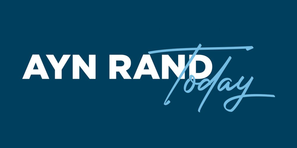 Ayn Rand Today banner