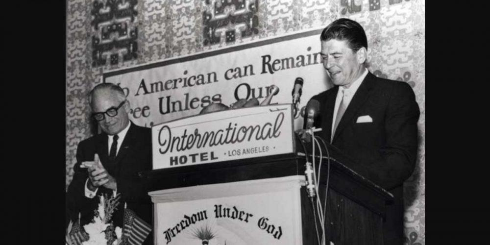 Goldwater Reagan