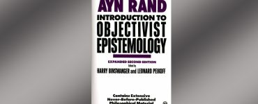 Cover of Introduction to Objectivist Epistemology