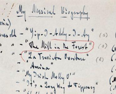 Ayn Rand my musical biography