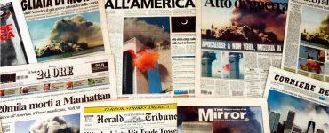 9/11 headlines